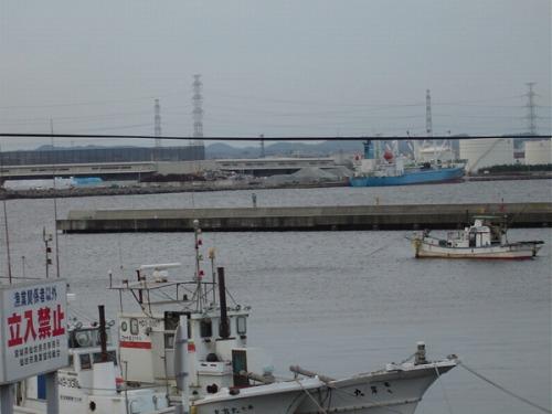 漁港防波堤
