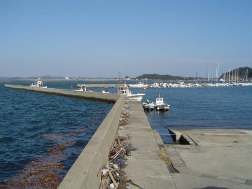東宮浜漁港