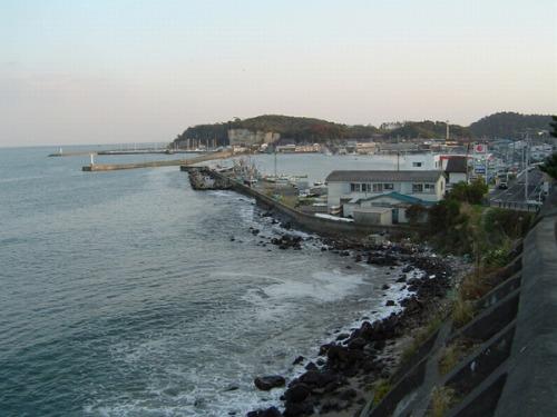 吉田花渕漁港