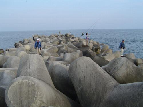名取川河口